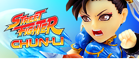 THE NEW CHALLENGER CHUN-LI