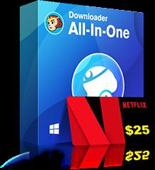 DVDFab Downloader All-in-One