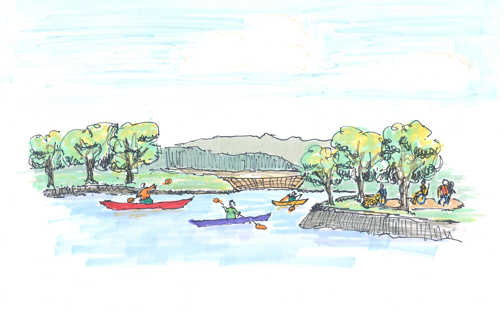 Planning the largest expansion to the Dutchess County Parks System in decades with the purchase of Lake Walton.