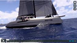 G55 Toccata sailing St Barth