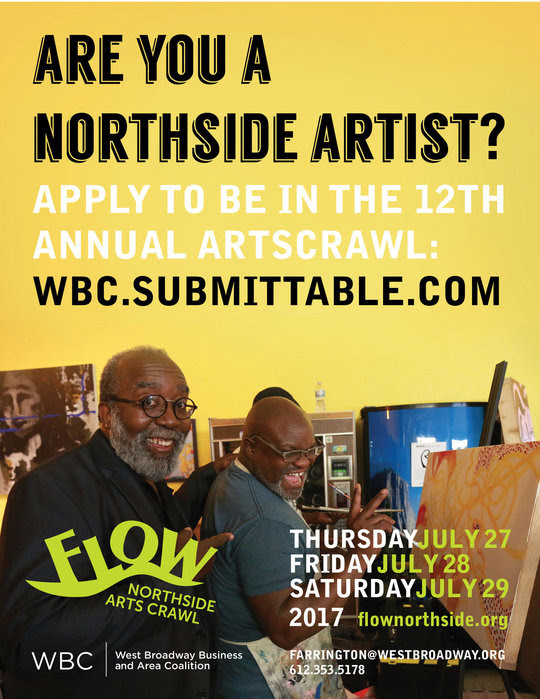 Calling Northside Artists
