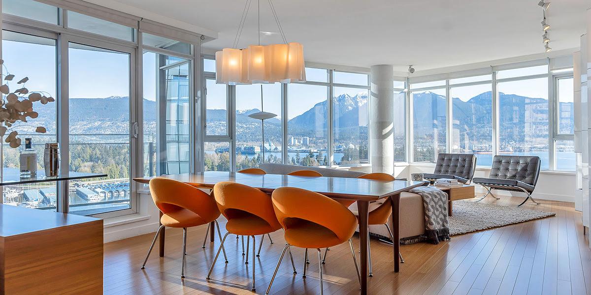 2301-1233 W Cordova Street, Vancouver, BC
