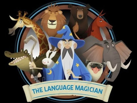 Image result for the language magician