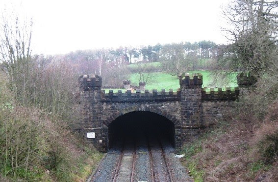 Historic turrets restored by Network Rail