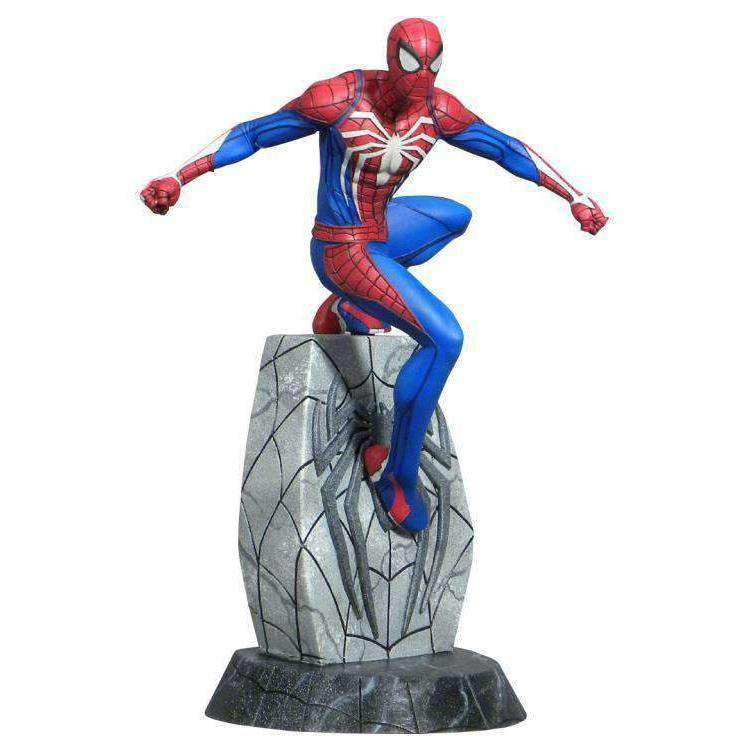 Image of Spider-Man (2018 Video Game) Gallery Spider-Man Figure - MAY 2019