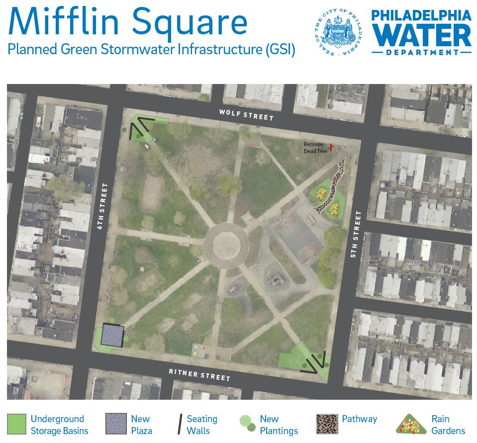 Mifflin Square 50211