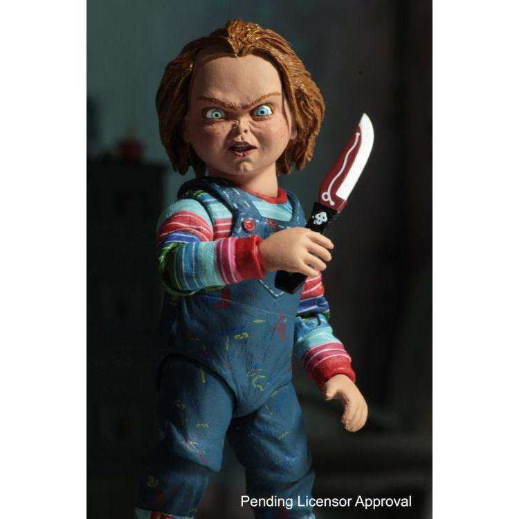 Image of Child's Play Ultimate Chucky Figure