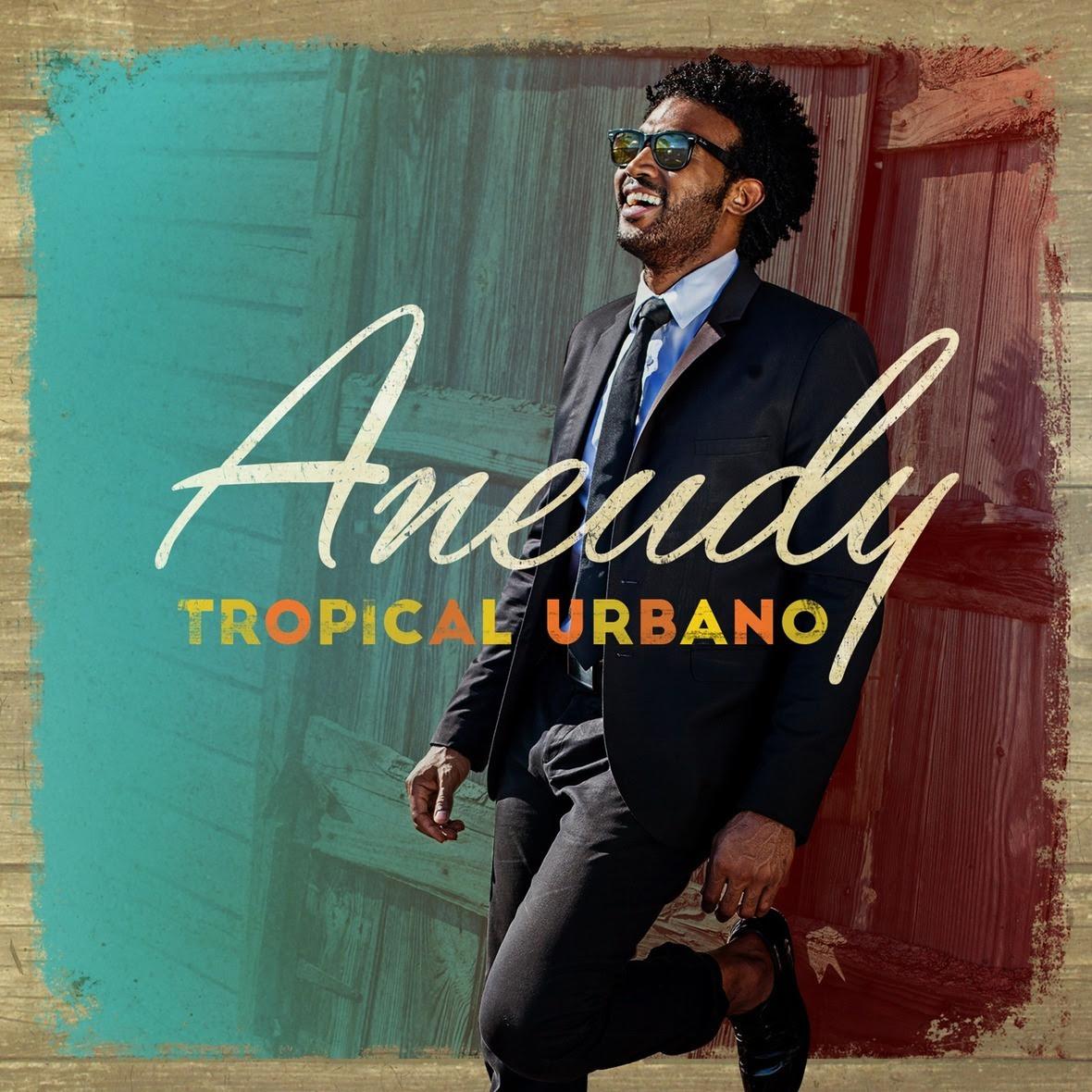 new Aneudy CD front