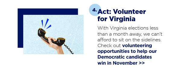 Act: Volunteer for Virginia