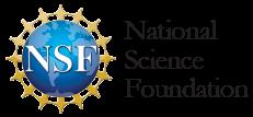 NSF logo - stacked