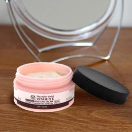 The Body Shop Vitamin E Intense Moisture Cream - 1.7 oz Cream
