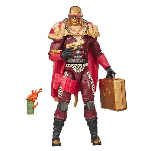 Image of G.I. Joe Classified Series 6-Inch Profit Director Destro Action Figure - Exclusive - NOVEMBER 2020