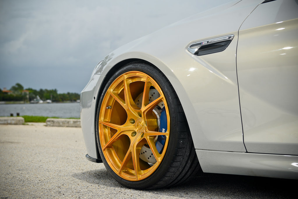 Velos Designwerks S3 Forged Wheels On The Bmw M6 Gran