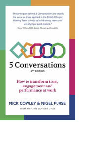 5 Conversations by Nick Cowley and Nigel Purse with Lynn Allison