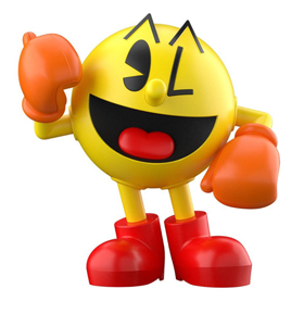 Pac-Man Entry Grade Pac-Man Model Kit