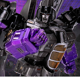TRANSFORMERS: LEGACY OF CYBERTRON SKYWARP STATUE