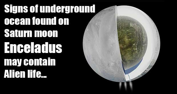 Image result for enceladus hidden ocean