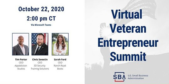 Virtual Veteran Entrepreneur Summit