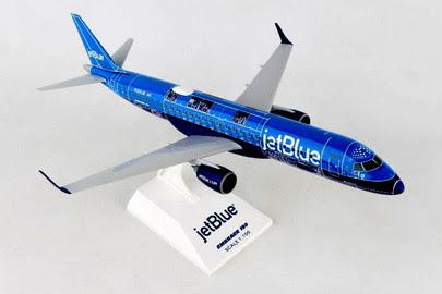 Embraer E-190 JetBlue N304JB,'Blueprint'