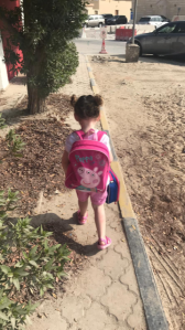 Entrance test for a 3 Yearold bythereluctantemigrant