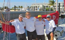 J/80 sailing crew- Key West