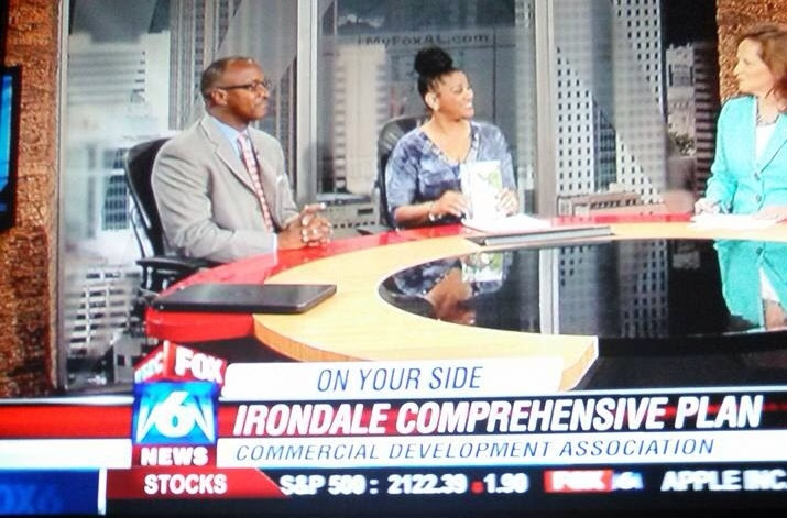 Irondale on the Move Appeared on WBRC Fox 6 - Irondale Library