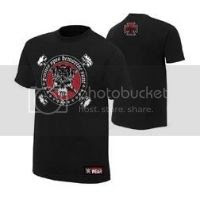 Triple H All Hope is Gone Authentic T-Shirt