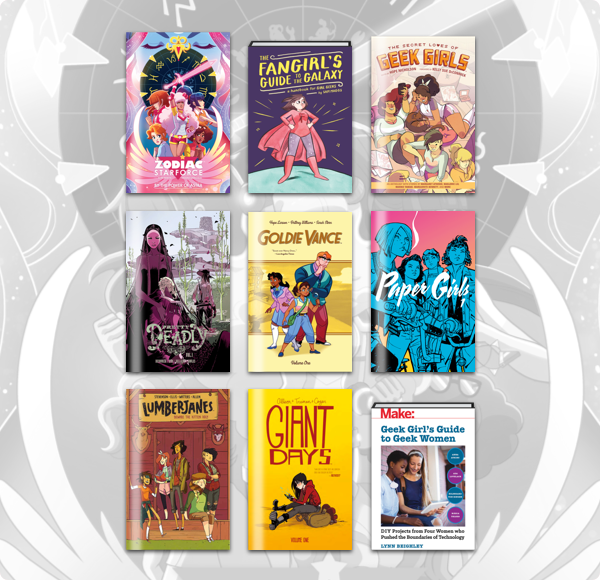 Humble Book Bundle: Geek Gals