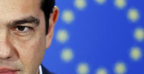 El primer ministro griego, Alexis Tsipras. - REUTERS