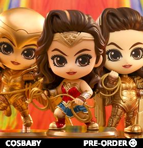 Wonder Woman 1984 Cosbaby