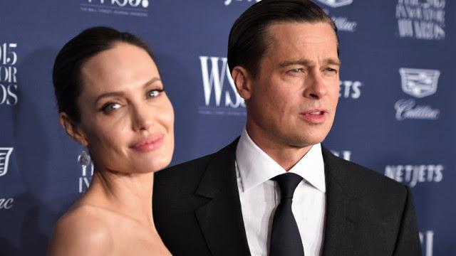 Angelina Jolie voltou a se apaixonar por Brad Pitt, diz site