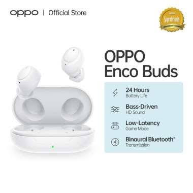 OPPO Enco Buds W12 (Garansi Resmi)