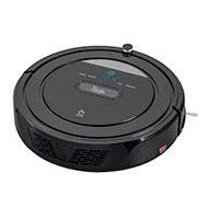 Strata Home by Monoprice Smartvac 2.0 High Suction, Self-Docking, Self-Charging Robotic Vacuum Cleaner & Mopper, Drop-Sense Technology and HEPA Style Filter for Pet Fur & Allergens, Hard Floor/Carpet