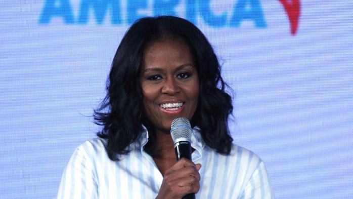 VIDEO. Etats-Unis : Michelle Obama attaque Donald Trump sur l'alimentation dans les cantines