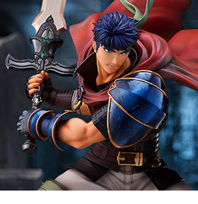 Fire Emblem: Radiant Dawn Ike 1/7 Scale Figure