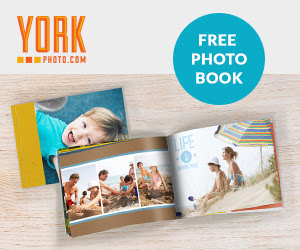 FREE Photo book...