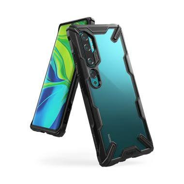 Original RINGKE Fusion X Case Xiaomi Mi Note 10 Pro / Xiaomi Note 10 / CC9 Pro - Ultra Tough Casing & Cover