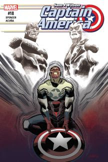 Captain America: Sam Wilson #18