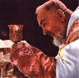 Padre Pio Letter on the 3 Days of Darkness and the Olympics