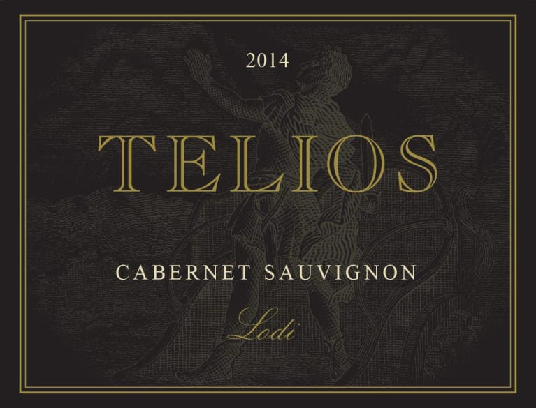 Image result for telios 2014 cabernet