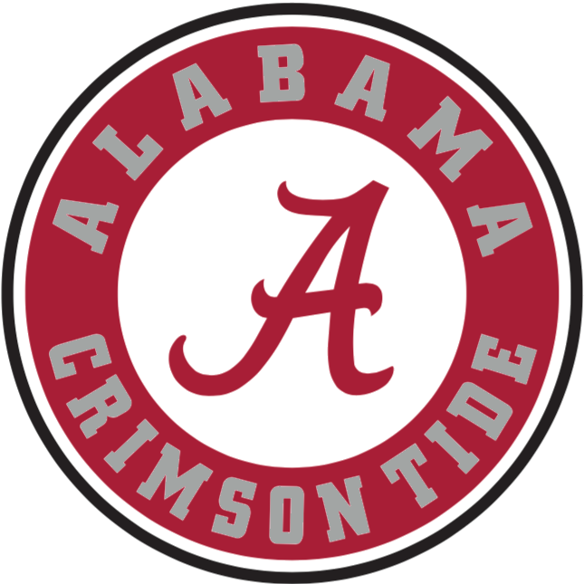Image result for Alabama Crimson Tide logo blank background