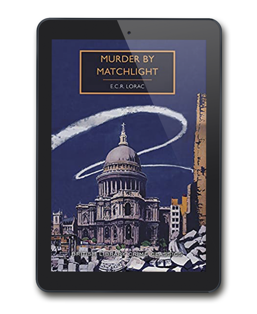 Murder by Matchlight by E.C.R Lorac