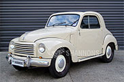 1949 Fiat 500C 'Topolino' Cabriolet
