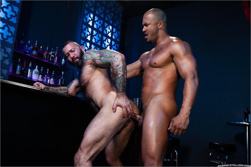 RagingStallion – Hit It Then Quit It: Jason Vario & Alexander Kristov