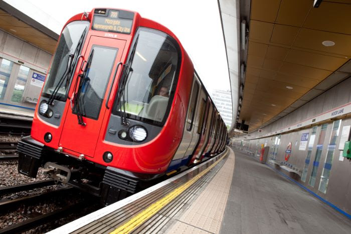 TfL Press Release - First section of brand new Tube signalling goes live