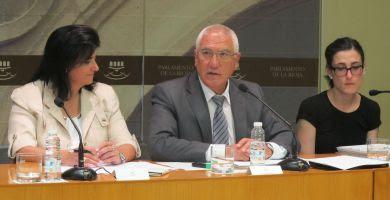 Comparecencia Educación Abel Bayo | Gobierno de La Rioja