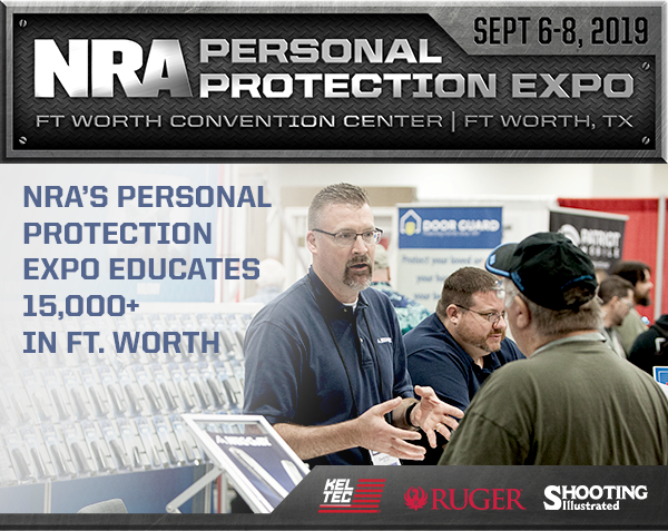 2019 Personal Protection Expo