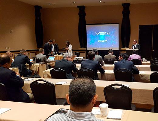 Eltradicional Keynote de VSN arrancaun año más NAB 2018