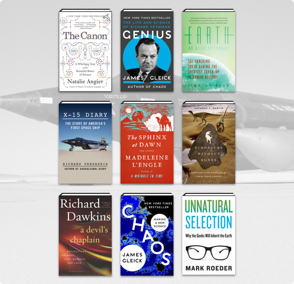 Humble Book Bundle: Brain Wave by Open Road Media