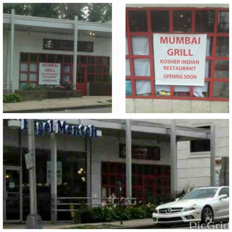 Mumbai Grill Opening soon